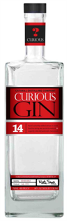 Curious Gin 750ml